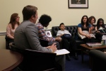 IHTD Youth meeting with their Representatives